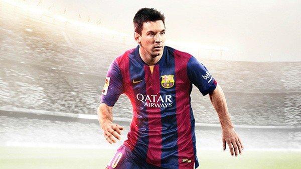 FIFA 17 demuestra lo que pasaría si el Barcelona fuera un equipo de 11 Messis