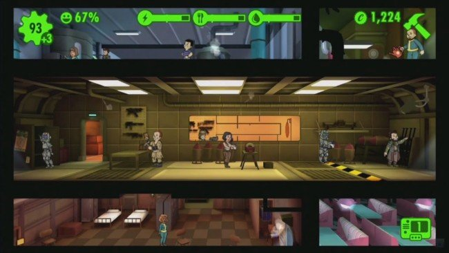 Fallout Shelter no llegará a Playstation 4 por el momento