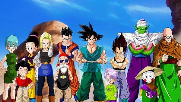 Si Dragon Ball se hubiera creado en los noventa