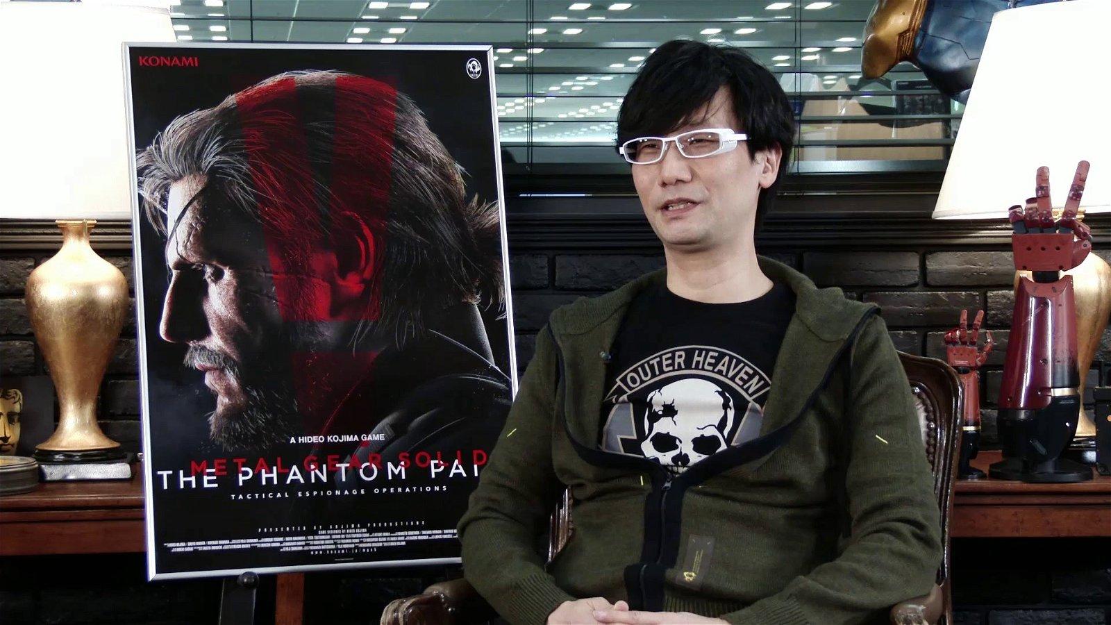 Metal Gear Solid V: Definitive Ex podría ser el esperado Capítulo 3 de Phantom Pain