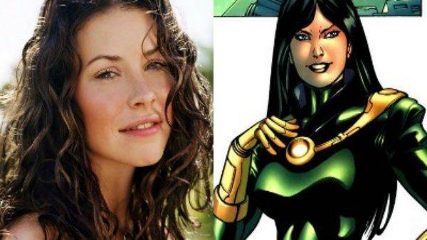 Evangeline Lilly dice que no era muy fan de Marvel y atiza a DC