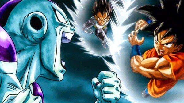 Dragon Ball Z Fukkatsu no F llegará a los cines españoles