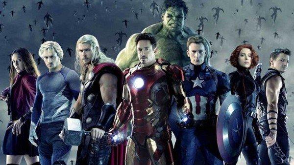Vengadores: Infinity War no contará con estos dos superhéroes