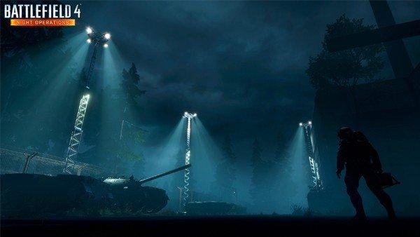 Battlefield 4: Night Operations es el nuevo DLC del juego