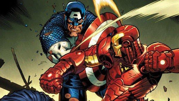 Capitán América: Civil War planteó una trama alternativa sin Iron Man