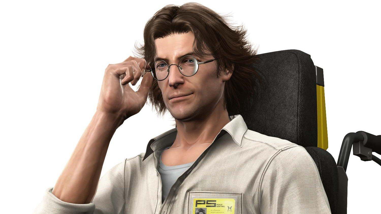 MARTES - Las claves de Metal Gear Solid V: The Phantom Pain. Huey