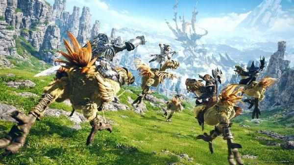 E3 2016 U-tad: Final Fantasy XIV podría llegar a Xbox One