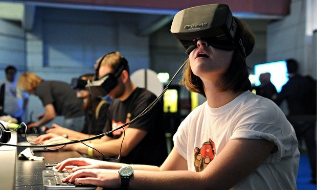 Oculus Rift reduce sus requisitos