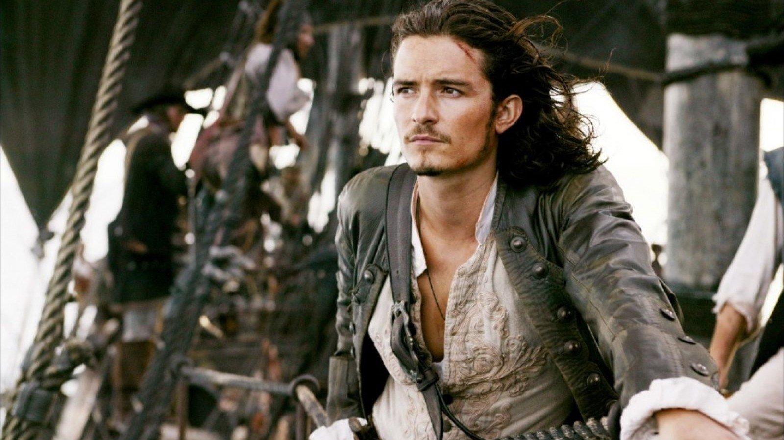 Orlando Bloom revela la trama de su personaje en Piratas del Caribe: La venganza de Salazar