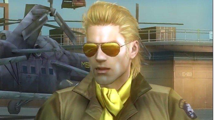 Las claves de Metal Gear Solid V: The Pantom Pain. Miller