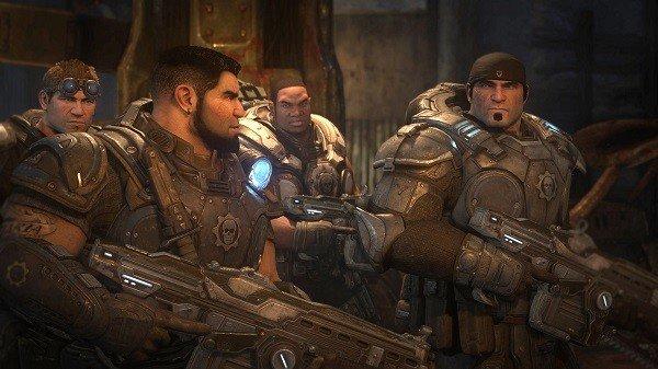 Gamescom 2016: Gears of War 4: Marcus Fénix no será jugable en la campaña