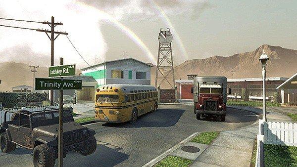 Call of Duty: Black Ops: Recrean el mapa Nuketown en Lego Worlds