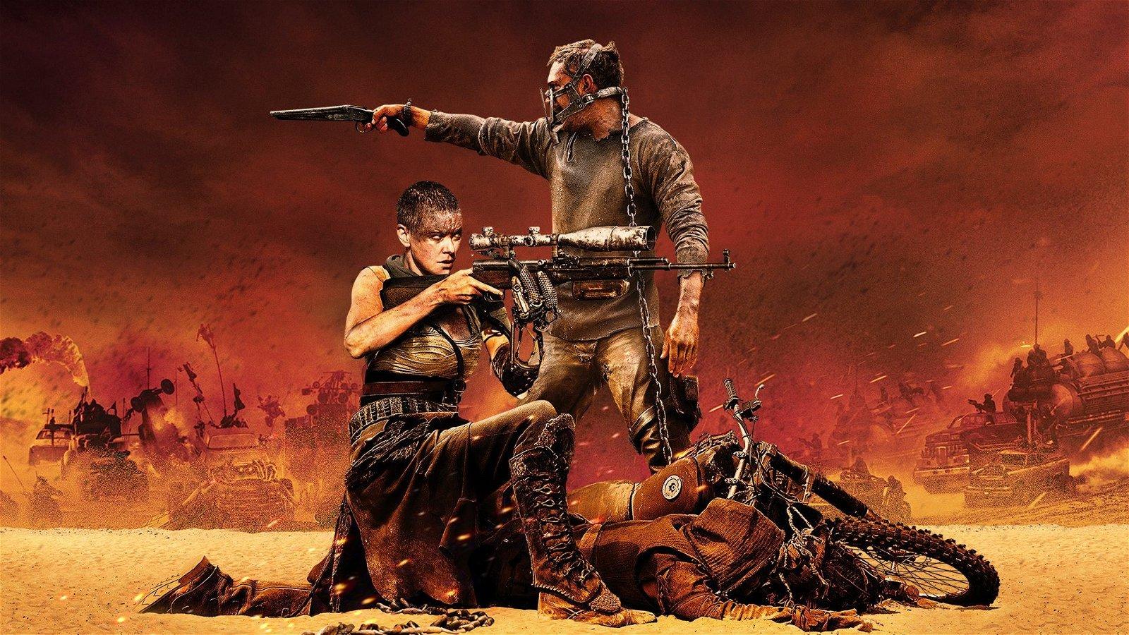Mad Max: Furia en la Carretera tiene un vídeo que justifica el Oscar al mejor sonido