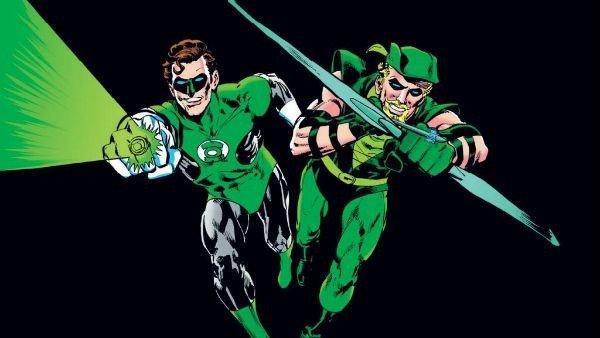 DC Comics conmemora los 75 años de Green Arrow con esta imagen
