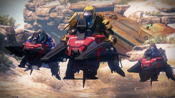 Destiny: Los contenidos exclusivos de El Rey de los Poseídos tardarán otro año en llegar a Xbox One