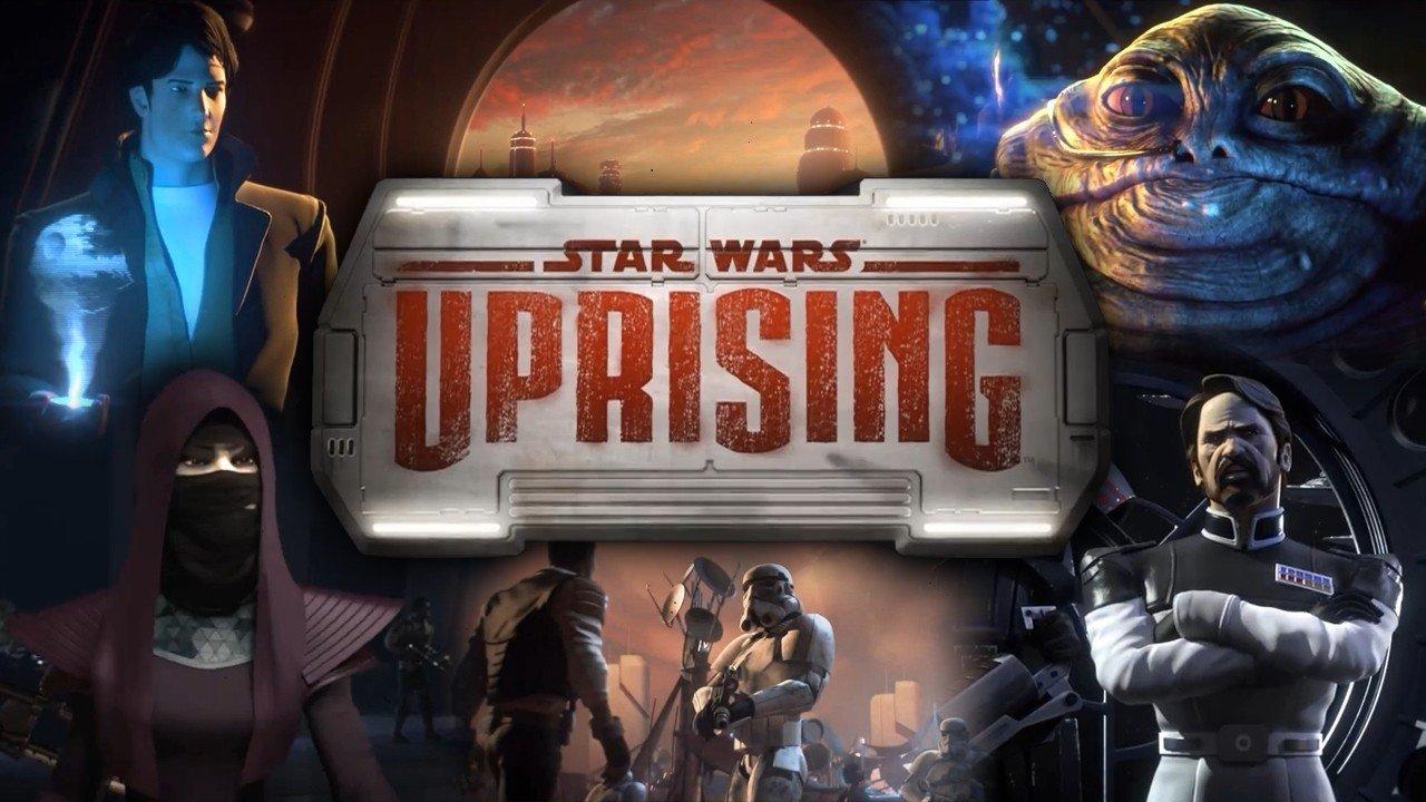 Star Wars: Uprising cerrará sus servidores en noviembre
