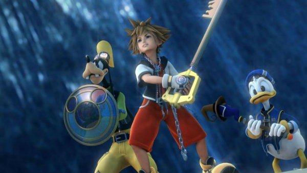 AlfaBetaRETO de personajes de Kingdom Hearts