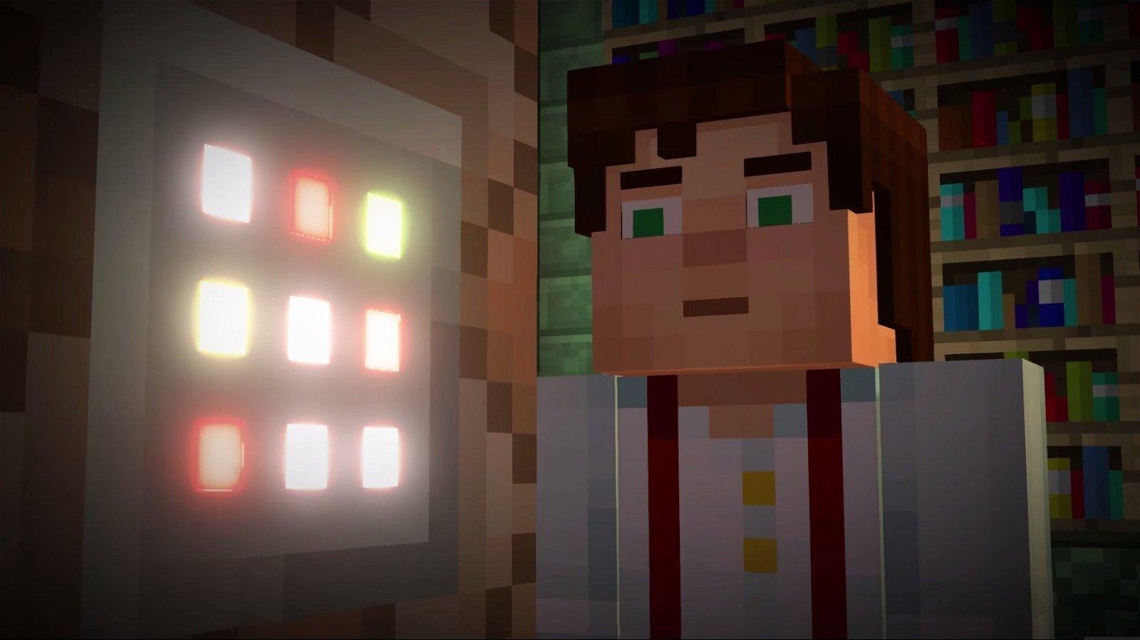 Minecraft: Story Mode: Su segunda temporada podría haberse filtrado