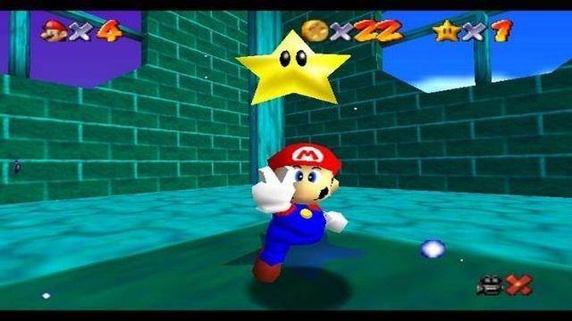 Super Mario 64 cumple 20 años sin que nadie haya matado a este goomba