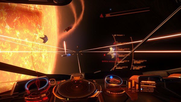 Elite: Dangerous esconde percebes espaciales que podrían resolver un misterio
