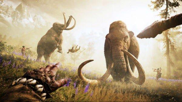 Far Cry Primal tendrá su primer gameplay en The Game Awards