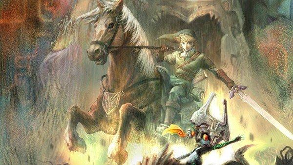 Zelda: Twilight Princess HD confirmado para WiiU