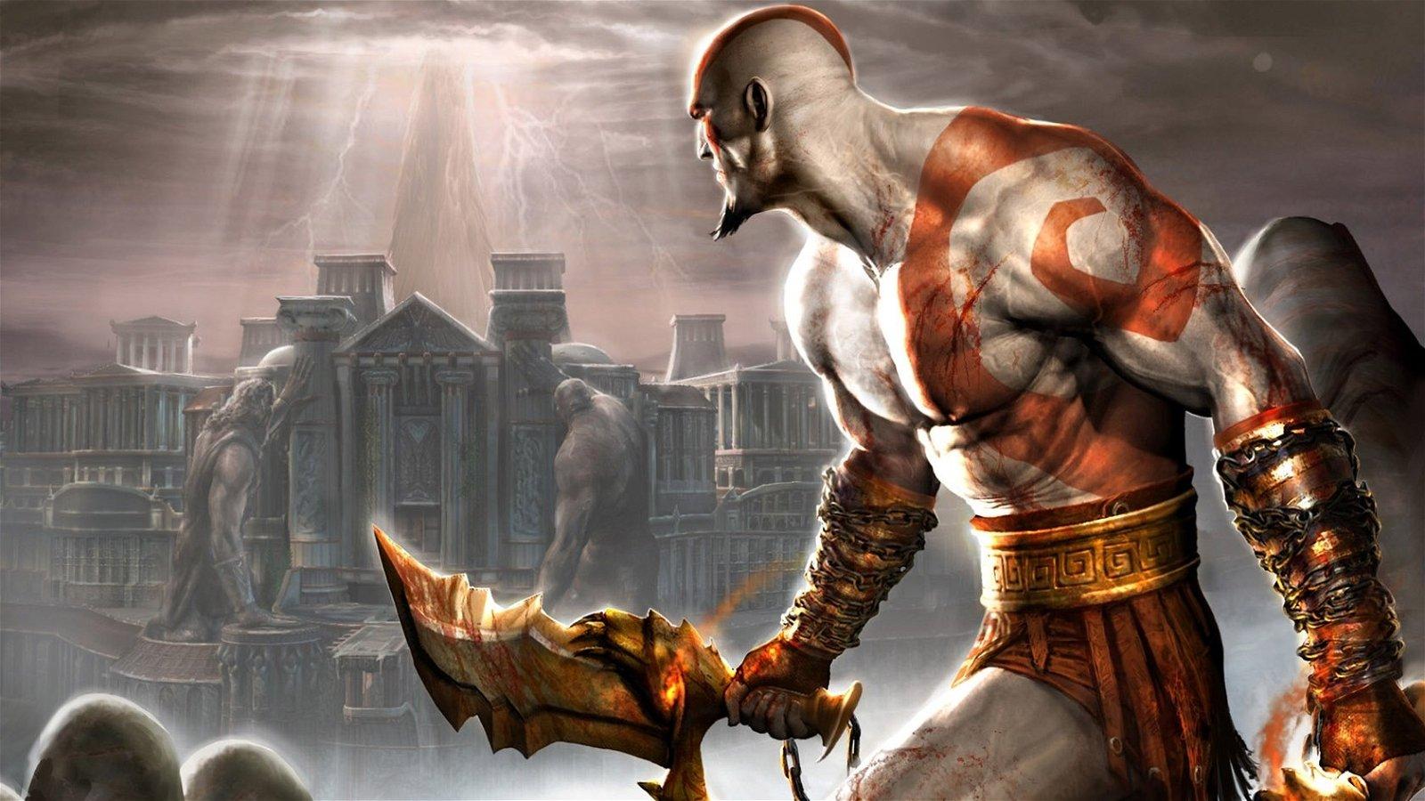 Los mejores guerreros de los videojuegos