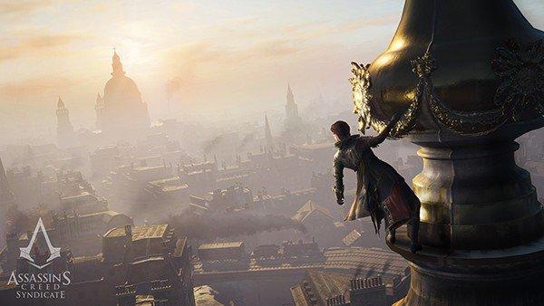 Assassin's Creed Syndicate ofrece por sorpresa soporte para PlayStation 4 Pro