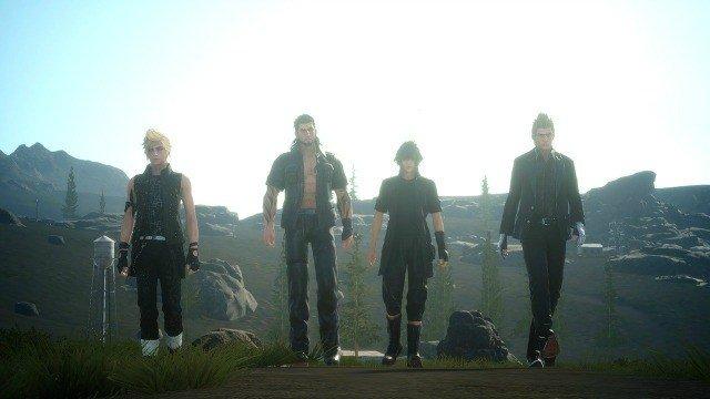 Final Fantasy XV: uno de sus personajes esconde algo de su pasado