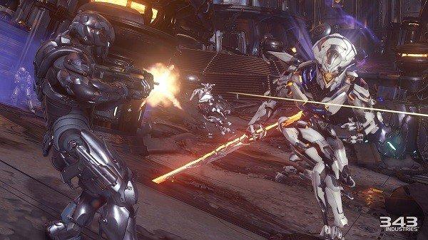 Halo 5: Guardians: Crean un cubo de Rubik dentro del juego