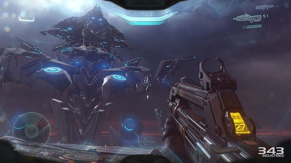Halo 5 recibe vehículos gratuitos en su nueva actualización