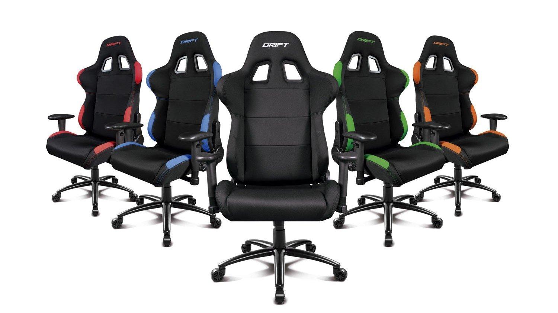 Drift gaming las sillas para gamers definitivas alfa for Sillas para gamers