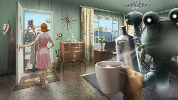 Fallout: Divergencia entre mundos