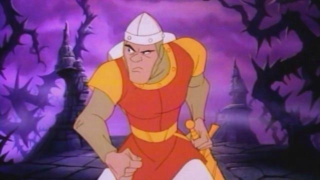 Don Bluth busca financiar una película de Dragon's Lair