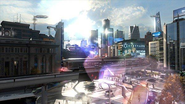 E3 2016 U-tad: La elección de Detroit como ciudad para Detroit: Become Human no fue casual