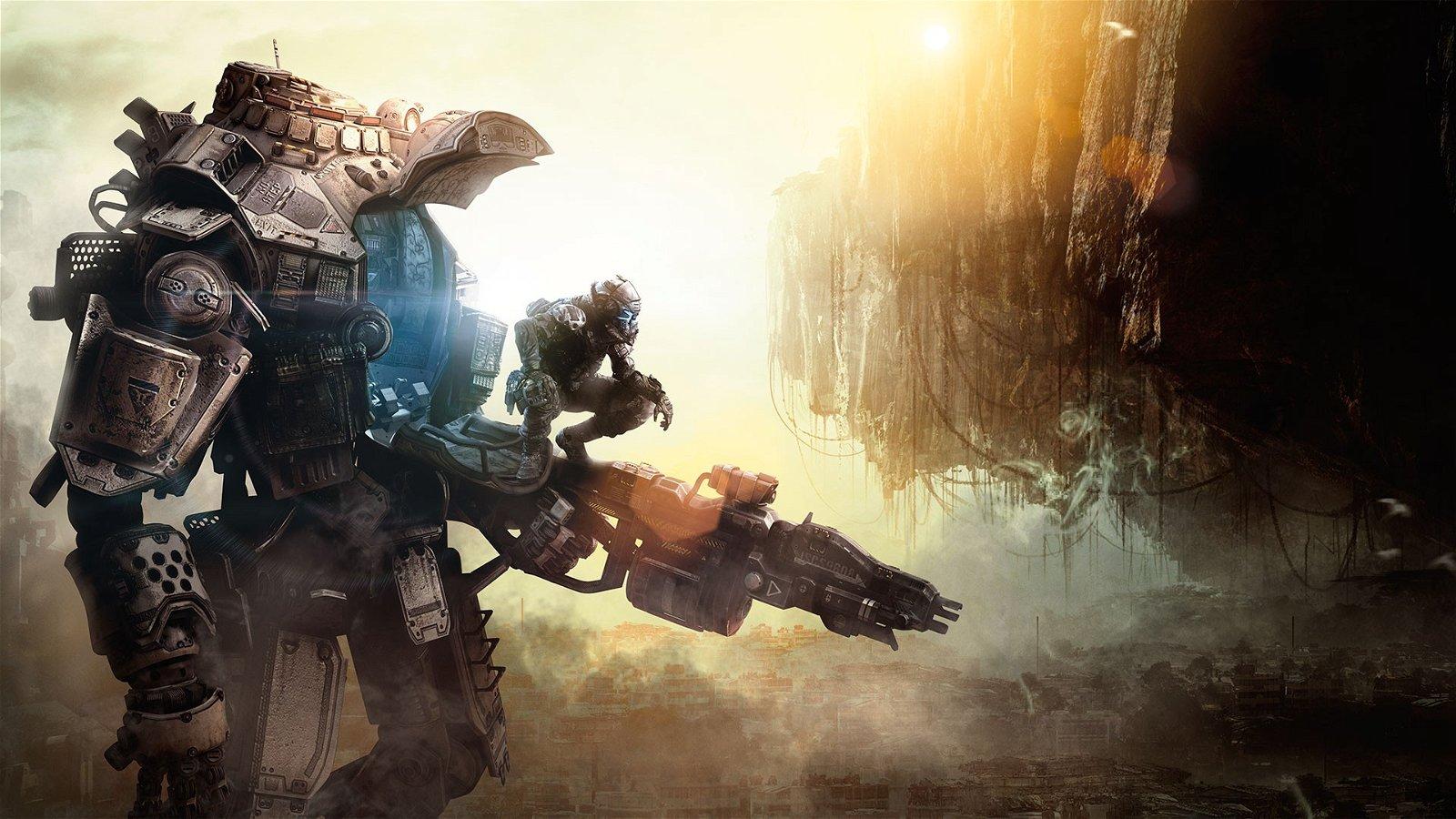 Rumor: La fecha de salida de Titanfall 2, filtrada presuntamente