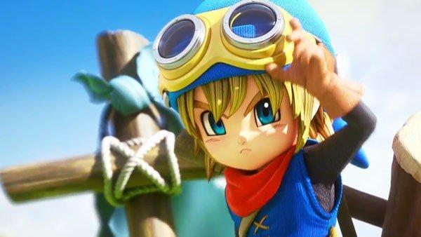 Dragon Quest Builders anuncia su llegada a Occidente para PlayStation 4 y PlayStation Vita