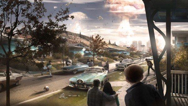 Fallout: La Gran Guerra