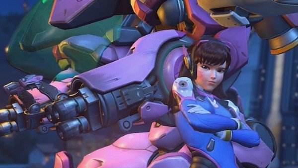 Overwatch, Juego del Año en The Game Awards