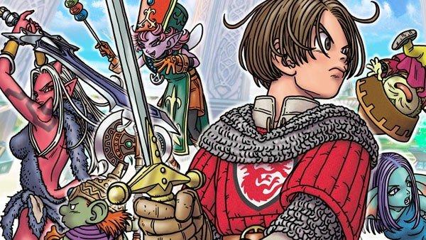 El metro de Tokyo suena a Dragon Quest