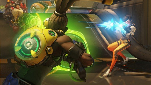 Overwatch: Lucio está troleando a los usuarios en el modo Capturar la Bandera