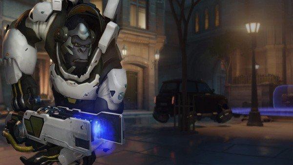 Overwatch: Winston tiene un truco genial contra la explosión del mecha de D.Va