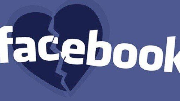 Facebook da por muertos a miles de usuarios por error