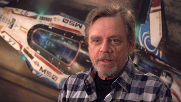 Star Wars VIII: Mark Hamill sigue desvelando detalles sobre la película