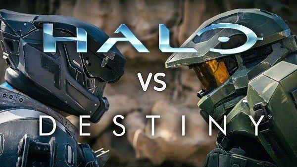 Halo 5 y Destiny se unen en un nivel gracias a la herramienta Halo 5: Forge