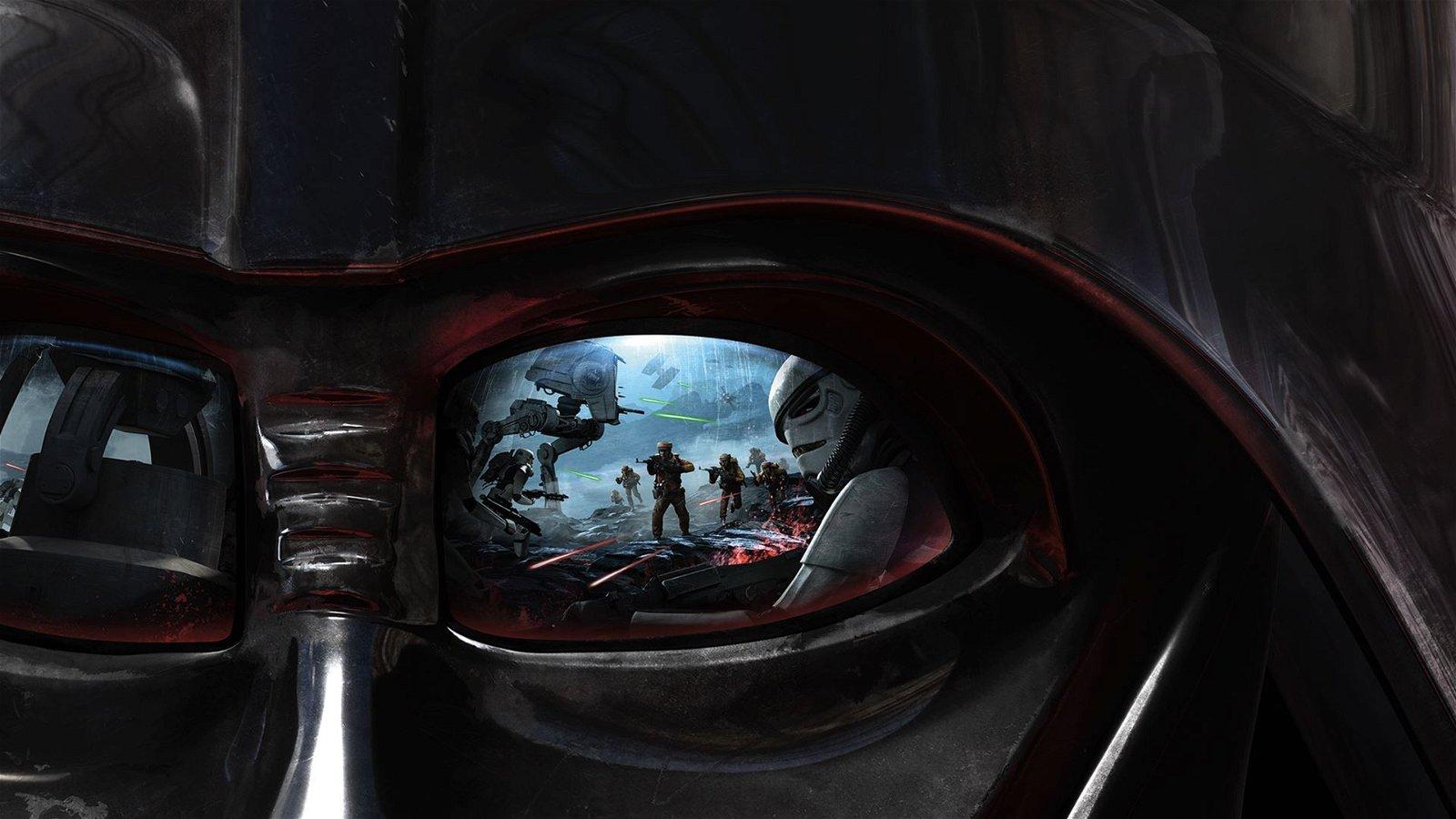 Star Wars: Salen a la luz dos videojuegos cancelados que protagonizaban Darth Vader y Chewbacca