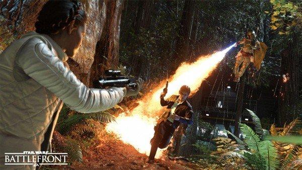 Star Wars Battlefront te regala 5.000 créditos sólo por iniciar sesión este fin de semana