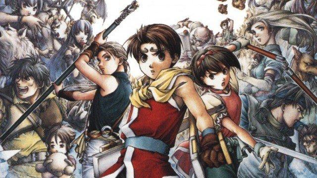 Suikoden: Los fans de la saga piden que Konami incorpore los juegos a Steam