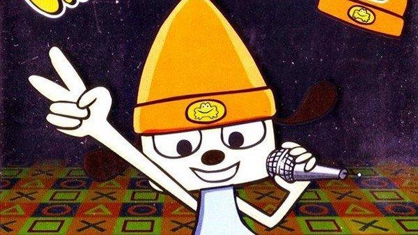PaRappa the Rapper aparece listado en Corea