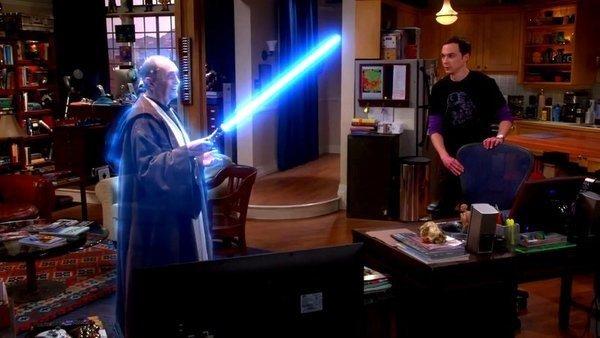 The Big Bang Theory se prepara para El Despertar de la Fuerza